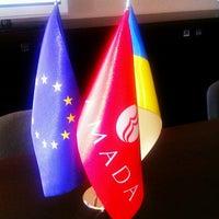 Снимок сделан в Ramada Lviv Hotel пользователем Vadym T. 6/20/2013