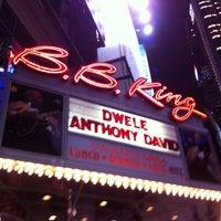 Das Foto wurde bei B.B. King Blues Club & Grill von Briszeida B. am 1/22/2013 aufgenommen