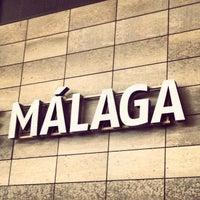 รูปภาพถ่ายที่ Estación de Málaga-María Zambrano โดย Fernando Angel C. เมื่อ 10/6/2012