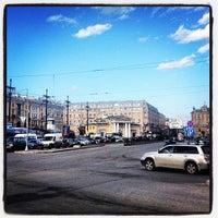Снимок сделан в Сенная площадь пользователем Vladislav S. 4/19/2013