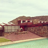Foto scattata a Taliesin West da Kelly B. il 6/22/2013