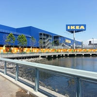 Photo Taken At Ikea Brooklyn By William C On 6 19 2017