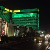Foto scattata a MGM Grand Hotel & Casino da Stanislaw Y. il 7/8/2013
