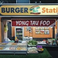 Das Foto wurde bei Burger Station von Izzati A. am 7/29/2016 aufgenommen