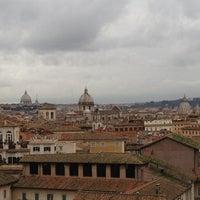 Terrazza Caffarelli Scenic Lookout In Roma