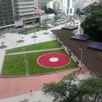 Das Foto wurde bei Praça Franklin Roosevelt von Danii G. am 3/16/2013 aufgenommen
