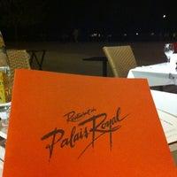 Foto tomada en Restaurant du Palais Royal por Isabelle S. el 8/16/2013