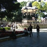 Foto tomada en Zócalo por Mario M. el 12/28/2012
