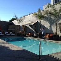 11/10/2012 tarihinde Diane S.ziyaretçi tarafından Hotel Angeleno'de çekilen fotoğraf