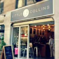 Foto tomada en Little Collins  por Carolyn D. el 8/24/2013