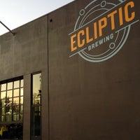 Снимок сделан в Ecliptic Brewing пользователем Stephen S. 10/27/2013