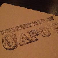 Foto scattata a Capo's da Danny V. il 1/24/2013