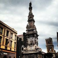 Foto scattata a Piazza del Gesù Nuovo da sasà t. il 11/27/2012