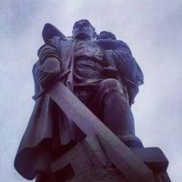 1/1/2013にSebastián M.がTreptower Parkで撮った写真