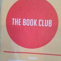 Foto scattata a The Book Club da Melinda M. il 3/24/2013