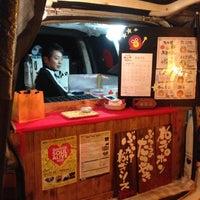 Das Foto wurde bei たこ焼き みこちゃん von rumzy624 た. am 11/10/2012 aufgenommen