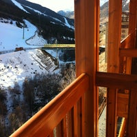 Foto tirada no(a) Sport Hotel Hermitage & Spa por Nikita A. em 12/29/2012