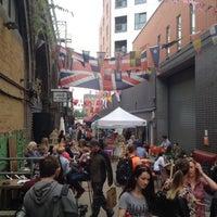 Foto scattata a Maltby Street Market da Christian S. il 7/6/2014