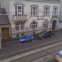 Снимок сделан в Hopfhaus пользователем A F. 11/19/2012