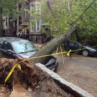 10/31/2012にRick H.がFrankenstorm Apocalypse - Hurricane Sandyで撮った写真
