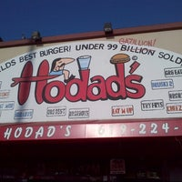 Photo taken at Hodad's by Askia T. on 12/8/2012