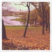 Снимок сделан в Лефортовский парк пользователем Олег О. 10/22/2012