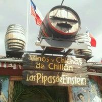 Das Foto wurde bei Las Pipas de Einstein von Erick C. am 9/18/2012 aufgenommen