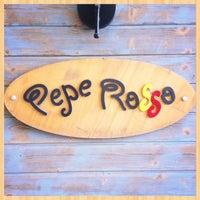 8/1/2013 tarihinde Serkan Y.ziyaretçi tarafından Pepe Rosso'de çekilen fotoğraf