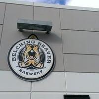 Foto diambil di Belching Beaver Brewery oleh Russell B. pada 2/10/2013