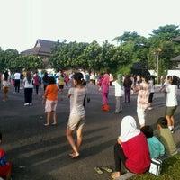 Das Foto wurde bei Jogja Expo Center (JEC) von ari k. am 3/23/2013 aufgenommen