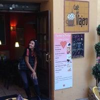 4/17/2013にSergio J.がCafé del Viajeroで撮った写真