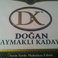 Снимок сделан в Doğan Kaymaklı Kadayıf пользователем Fatih B. 4/30/2013