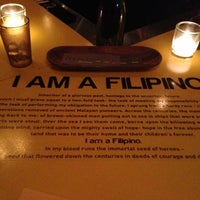 Photo prise au Jeepney Filipino Gastropub par Brian M. le11/17/2012