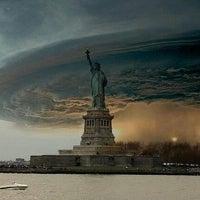 10/29/2012にFLOSSY C.がFrankenstorm Apocalypse - Hurricane Sandyで撮った写真