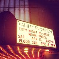 Снимок сделан в Variety Playhouse пользователем Molly S. 4/15/2013