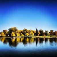 Снимок сделан в Washington Park пользователем Mark H. 10/15/2012