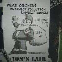 Снимок сделан в Lion's Lair пользователем Ryan T. 12/23/2012