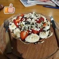 5/21/2018 tarihinde Buğra B.ziyaretçi tarafından Ab'bas Waffle'de çekilen fotoğraf