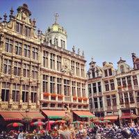 Foto scattata a Grand Place / Grote Markt da Egor D. il 7/10/2013