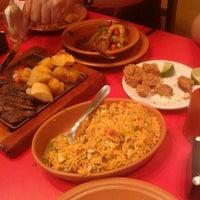 รูปภาพถ่ายที่ Barnabé Restaurante e Cachaçaria โดย Yoshimasa T. เมื่อ 7/13/2013