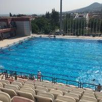 8/9/2017 tarihinde Pınar G.ziyaretçi tarafından Narlıdere Yüzme Havuzu'de çekilen fotoğraf