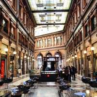 Снимок сделан в Galleria Alberto Sordi пользователем Antonio P. 4/19/2013