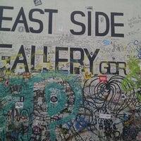 Foto tomada en East Side Gallery por Ната Г. el 4/10/2013