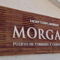 Foto scattata a Morgan - Puerto de Comidas y Cervecería da Thomas A. il 4/22/2015