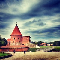 Снимок сделан в Каунасский замок пользователем Gytis 8/10/2013