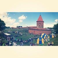 Снимок сделан в Каунасский замок пользователем Gytis 5/18/2014