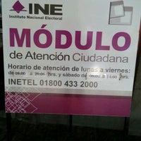 Ine Módulo De Atención Ciudadana Government Building