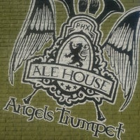 Photo taken at Angels Trumpet Ale House by soul4real on 2/13/2013