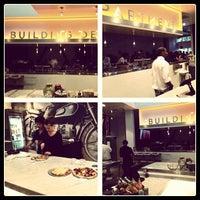 6/12/2013 tarihinde Amy J.ziyaretçi tarafından BUILD Pizzeria'de çekilen fotoğraf
