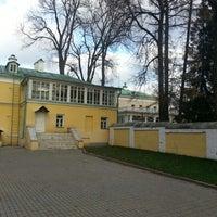 Das Foto wurde bei Музей-заповедник «Горки Ленинские» von Дубоносов А. am 11/10/2012 aufgenommen